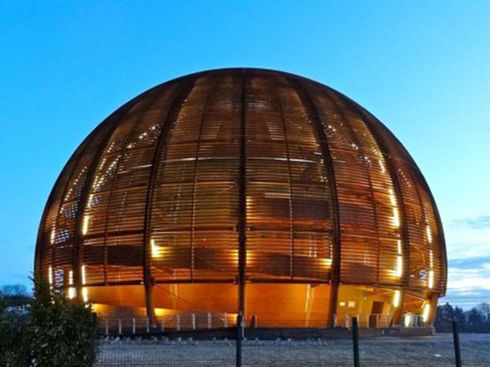 ectic-ch : Website - site internet - Gestion de l'Environnement - Géode CERN