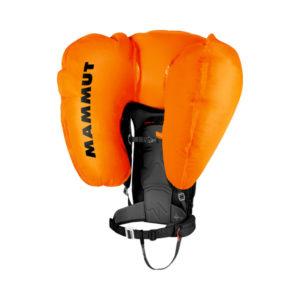 ecti-ch : Sac à Dos_Airbag_Mammut Technology 3.0 -_30L - Noir avec pelle et sonde